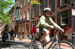 Boston City Biking